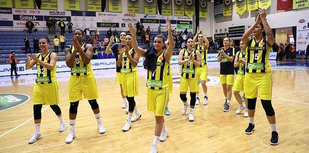 Fenerbahçe'nin konuğu TTT Riga