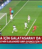 Ljubomir Fejsa için Galatasaray devrede