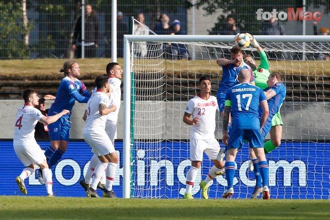 İzlanda kalecisi Halldorsson'dan maç sonu olay sözler
