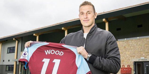 Chris Wood Burnley'de!