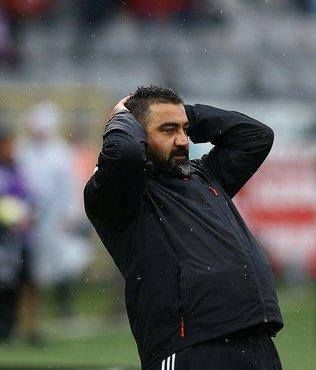 Adana Demirspor Teknik Direktörü Ümit Özat, Pote'yi yedek bıraktı
