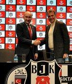 Beşiktaş'ın yeni sponsoru Bahçeşehir Koleji oldu