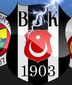 İşte Beşiktaş, Fenerbahçe ve Galatasaray'ın sosyal medya performansı!