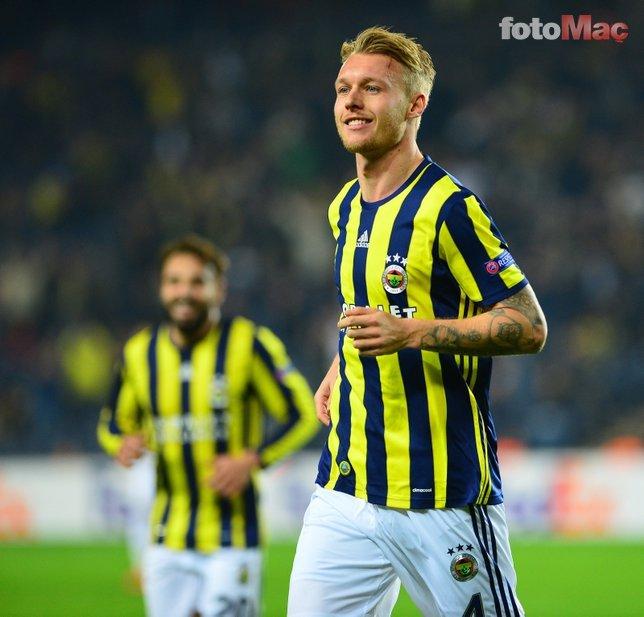 Fenerbahçe'nin Kjaer teklifi ortaya çıktı