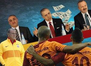 Son dakika Galatasaray haberleri: O oyuncunun maaşı şaşırttı! İşte Galatasaray'da isim isim yeni ücretler