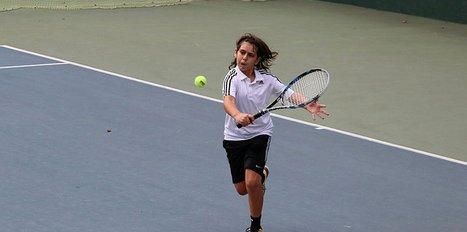 Türkiye 14 Yaş Tenis Turnuvası başladı