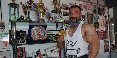 Kilo almak için başladı dünya şampiyonu oldu