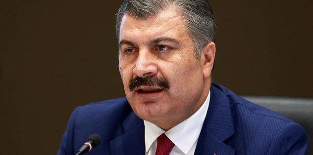 Bakan Koca açıkladı: Ülke genelinde bir kısıtlama gündemimizde yok! - Futbol -