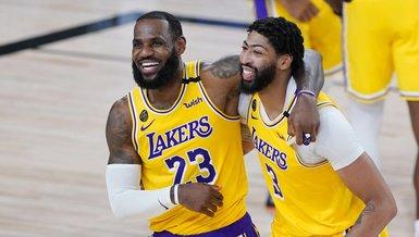 LeBron ve Davis'in bu sezon 4 ve 5 oynayacakları iddia edildi