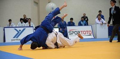 Osmangazili judocular Antalya'da