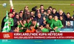Kırklarelispor Başkanı Volkan Can açıklamalarda bulundu