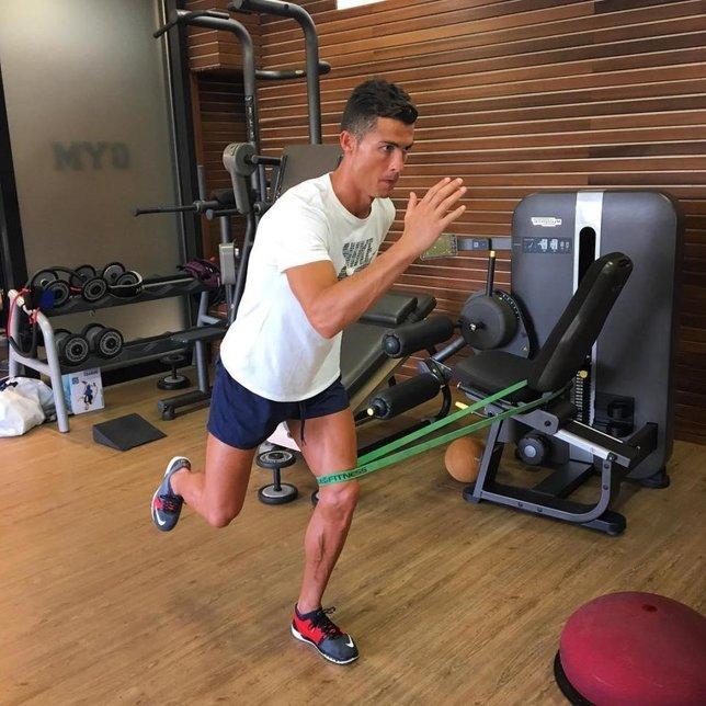 İşte Cristiano Ronaldo'nun gücünün sırrı