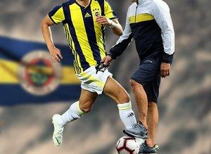 Fenerbahçe'nin genç yıldızına Ada kancası!