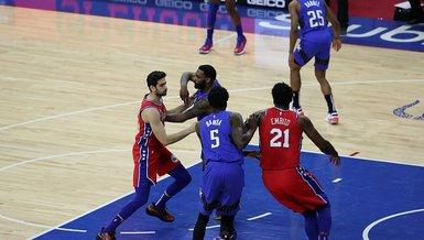Son dakika spor haberi: NBA'de Philadelphia 76ers Doğu Konferansı liderliğini garantiledi