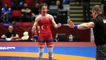 Evin Demirhan da olimpiyat kotası aldı!