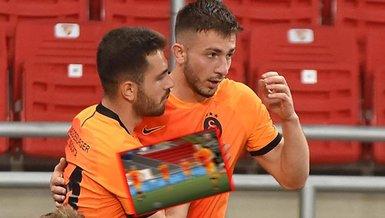 Göztepe - Galatasaray maçında Fırat Aydınus'tan flaş karar! Önce kırmızı kart sonra ofsayt