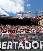 Libertadores Kupası finali için yeni adres Santiago Bernabeu