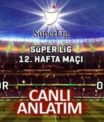 CANLI | Trabzonspor - Osmanlıspor
