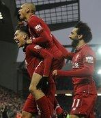 Gol düellosunu Liverpool kazandı