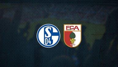 Schalke 04 - Augsburg maçı ne zaman, saat kaçta ve hangi kanalda canlı yayınlanacak? | Almanya Bundesliga
