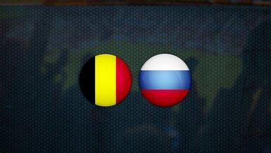 Belçika - Rusya EURO 2020 maçı ne zaman? Saat kaçta ve hangi kanalda canlı yayınlanacak? | EURO 2020 Avrupa Şampiyonası