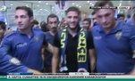 Benzia Fenerbahçe için İstanbul'da