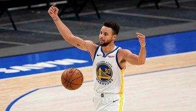 Stephen Curry'nin 57 sayısı Warriors'a galibiyeti getirmedi!