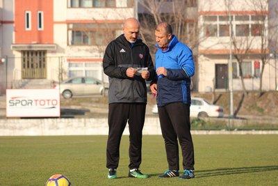 Karabüksporda Fenerbahçe maçı hazırlıkları