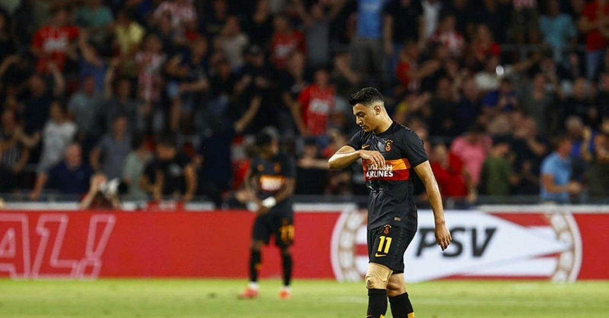 Son Dakika Spor Haberi: Psv Eindhoven-Galatasaray Maçı Sonrası Büyük Tehlike! - Fotomaç