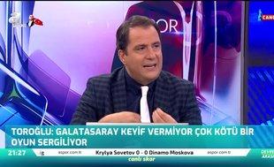 """""""Galatasaray böyle giderse ligden düşer"""""""