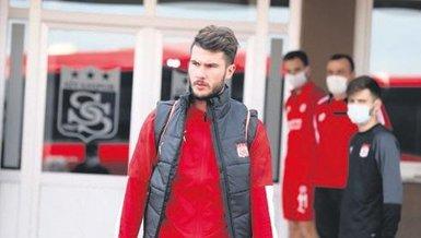 Sivasspor'da Robin gidiyor