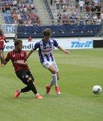 Gençlerbirliği, hazırlık maçında Heerenveen'e kaybetti