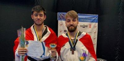 Ümitlerden Taekwondo Şampiyonası'nın son gününde 4 madalya
