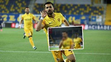 Son dakika spor haberleri: Alper Potuk'tan Ankaragücü Fenerbahçe maçına damga vuran sevinç!
