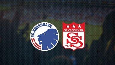Kopenhag Sivasspor maçı ne zaman saat kaçta hangi kanalda canlı olarak yayınlanacak?