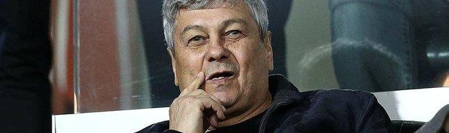 Lucescu: Favori Zenit