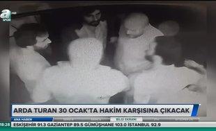 Arda Turan hakkındaki iddianame kabul eildi