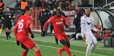 Gençlerbirliği 1-0 Gaziantep FK | MAÇ SONUCU