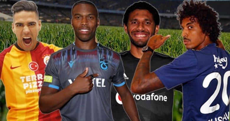 Hangi takım kime ne kadar ödeyecek! İşte 4 büyüklerde futbolcu maaşları