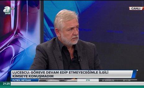 """""""Lucescu'nun Fenerbahçe'yi çalıştırmasını isterim"""""""