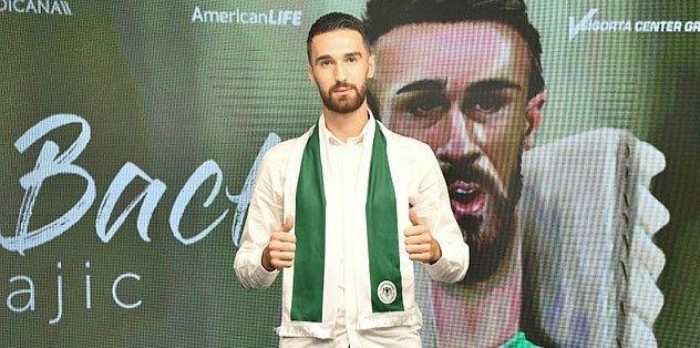 Riad Bajic Konyaspor'da