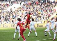 Yeni Malatyaspor - Konyaspor maçından dikkat çeken kareler!