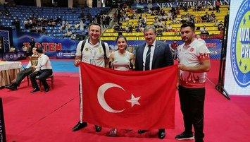 Millilerden Kick Boks Turnuvası'nda 11 madalya