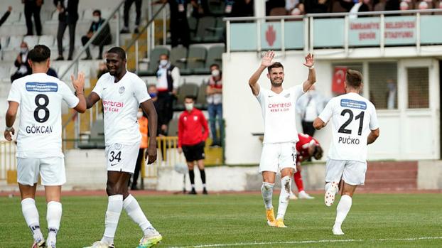 Tuzlaspor 2-0 Ankaraspor | MAÇ SONUCU #