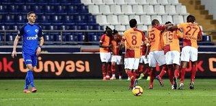 Galatasaray kazandı zirve karıştı! İşte puan durumu...