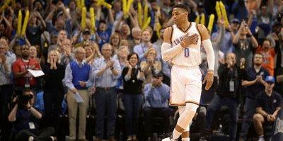 Westbrook, o rekoru egale etti