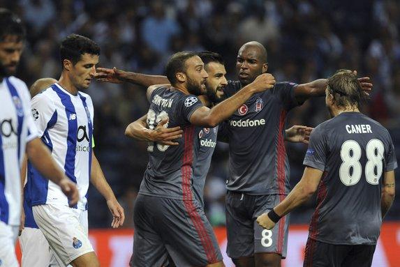 Porto-Beşiktaş yazar yorumları