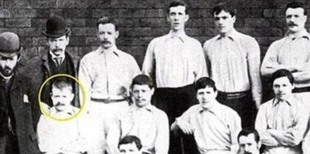 Dünya tarihine geçti! Bu futbolcuyu tanıyor musunuz?