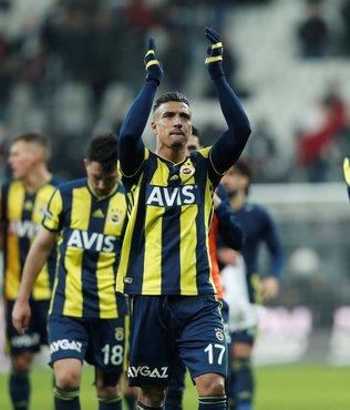 Fenerbahçeli Nabil Dirar'ın menajerinden ayrılık açıklaması!