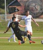 Hazırlık maçı: Alanyaspor: 2 - Denizlispor: 0 maç sonucu